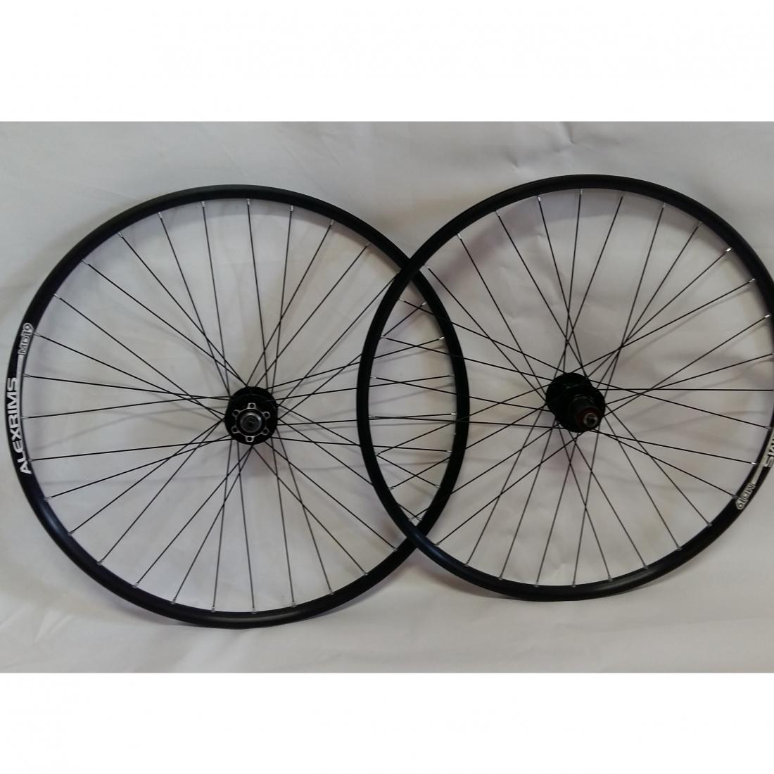 27Es kerékpár kerék